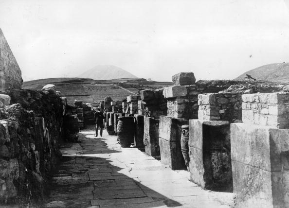 Archaeology「Minoan Palace」:写真・画像(19)[壁紙.com]
