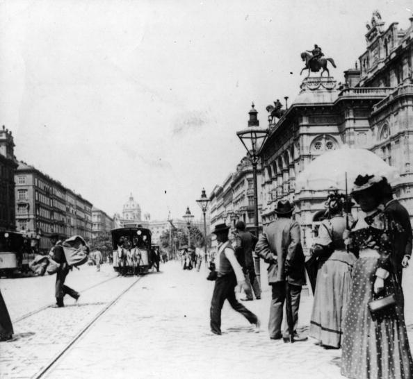 20th Century「Ringstrasse」:写真・画像(1)[壁紙.com]
