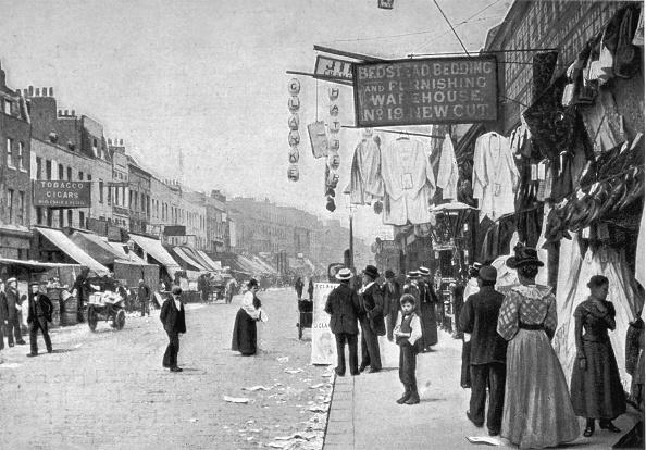 1900-1909「Shopping Street」:写真・画像(1)[壁紙.com]