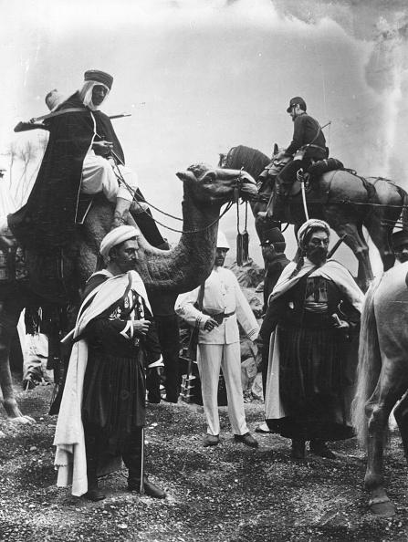 Colonial Style「Camel Rides」:写真・画像(4)[壁紙.com]