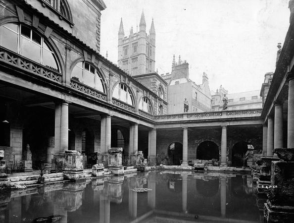 Bath - England「Roman Baths」:写真・画像(11)[壁紙.com]