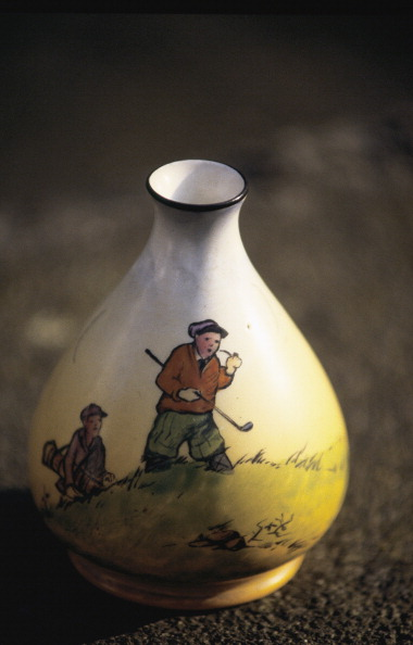 Condiment「Pot with a golfing theme, British, 1920s.」:写真・画像(19)[壁紙.com]