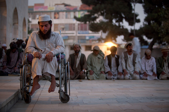 Kabul「Afghans Observe First Day Of Ramadan」:写真・画像(1)[壁紙.com]