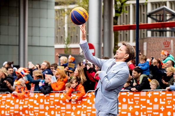 Utrecht「The Dutch Royal Family Attend King's Day In Amersfoort」:写真・画像(13)[壁紙.com]