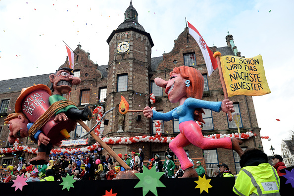New Year「Rose Monday Parade Cancelled In Duesseldorf」:写真・画像(18)[壁紙.com]
