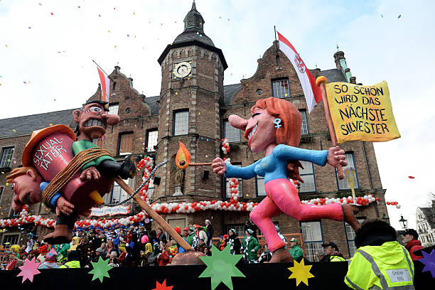 Rose Monday Parade Cancelled In Duesseldorf:ニュース(壁紙.com)