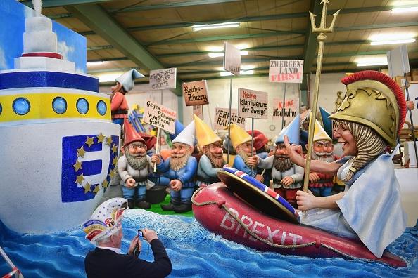 Cultures「Carnival Association Press Preview Of Parade Floats」:写真・画像(8)[壁紙.com]