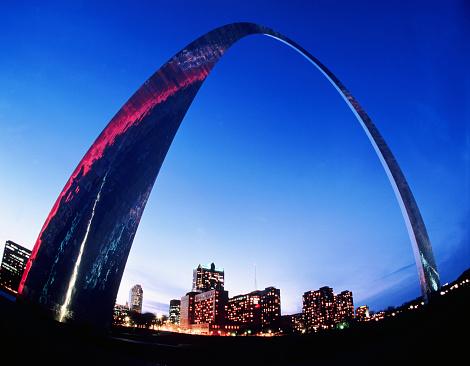 St「Gateway Arch, St. Louis, Missouri」:スマホ壁紙(9)