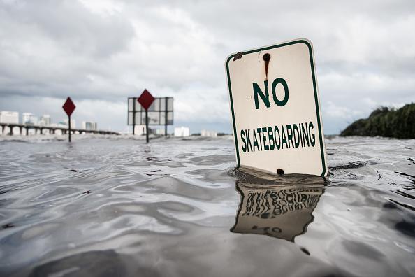 River「Powerful Hurricane Irma Slams Into Florida」:写真・画像(17)[壁紙.com]