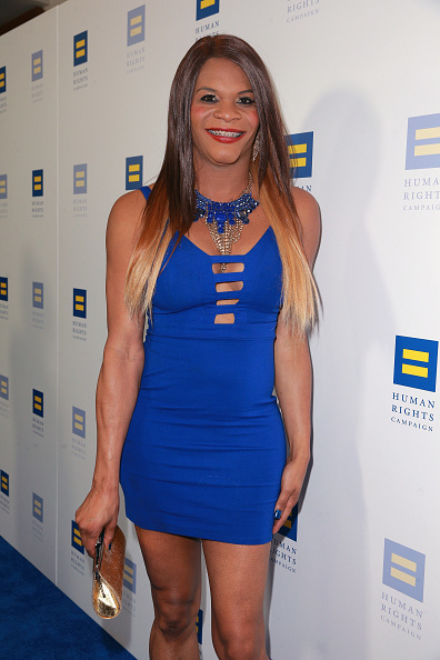 Two-Toned Hair「The Human Rights Campaign 2018 Los Angeles Gala Dinner - Red Carpet」:写真・画像(7)[壁紙.com]