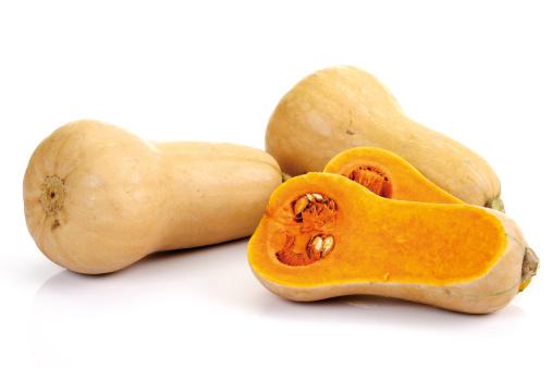 Orange - Fruit「Butternut pumpkins, close-up」:スマホ壁紙(12)