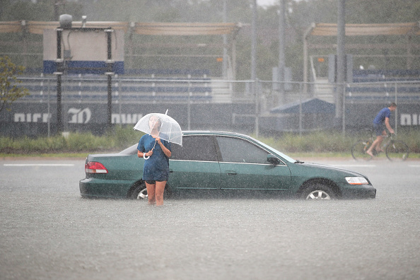 Gulf Coast States「Epic Flooding Inundates Houston After Hurricane Harvey」:写真・画像(5)[壁紙.com]