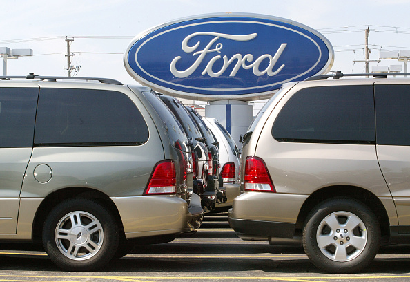 Ford Motor Company「Ford And GM Cut Back On Production Due To Low Sales」:写真・画像(11)[壁紙.com]