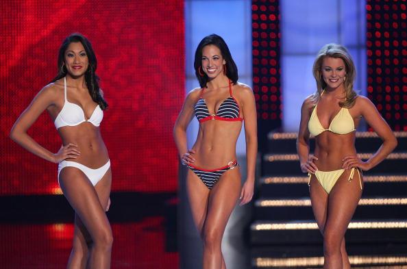 水着「2007 Miss America Pageant」:写真・画像(5)[壁紙.com]