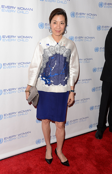 Multi Colored「United Nations Every Woman Every Child Dinner 2012 - Arrivals」:写真・画像(4)[壁紙.com]