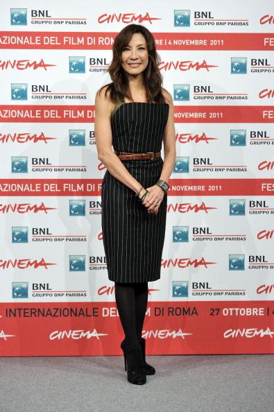 "Hosiery「""The Lady"" Photocall - 6th International Rome Film Festival」:写真・画像(11)[壁紙.com]"