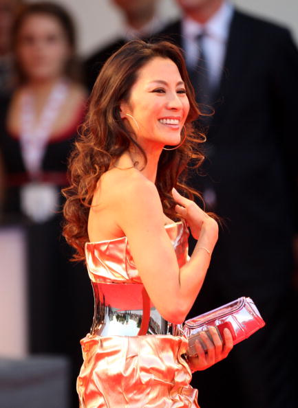 MJ Kim「64th Venice Film Festival : Se, Jie (Lust, Caution) - Premiere - Day 2」:写真・画像(14)[壁紙.com]
