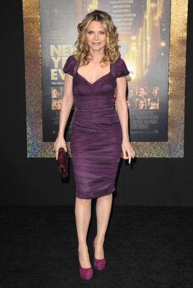 "Purple Shoe「Premiere Of Warner Bros. Pictures' ""New Year's Eve"" - Arrivals」:写真・画像(4)[壁紙.com]"