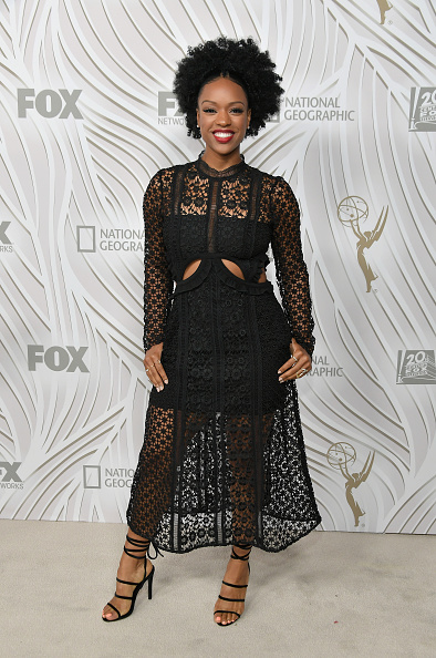 National Television Awards「FOX Broadcasting Company, Twentieth Century Fox Television, FX And National Geographic 69th Primetime Emmy Awards After Party - Arrivals」:写真・画像(7)[壁紙.com]