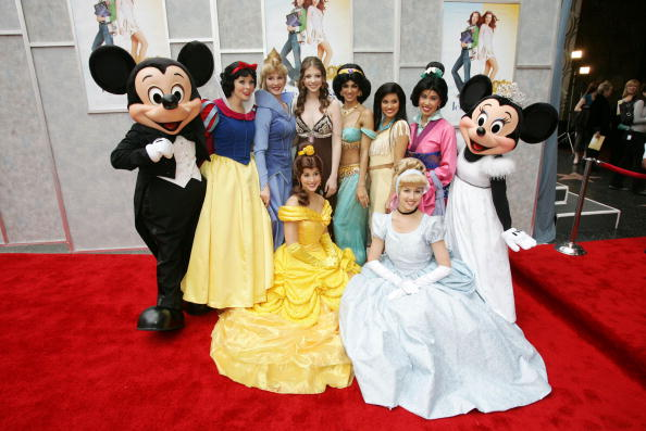 "Disney「Disney's Premiere Of The ""Ice Princess"" - Arrivals」:写真・画像(14)[壁紙.com]"