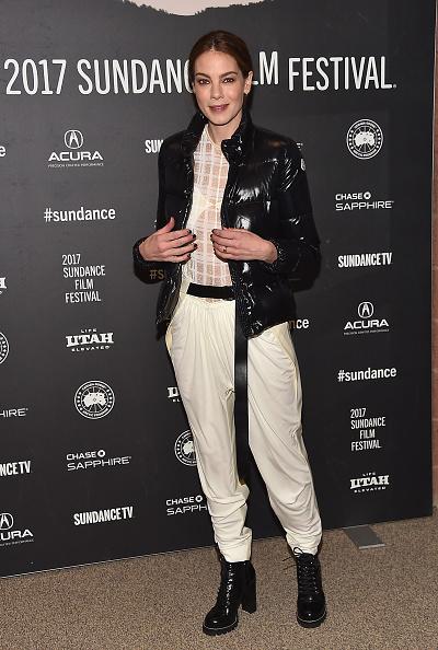 "Black Jacket「""Sidney Hall"" Premiere - 2017 Sundance Film Festival」:写真・画像(5)[壁紙.com]"
