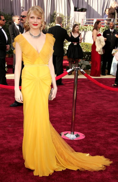 Tulle Netting「78th Annual Academy Awards - Arrivals」:写真・画像(6)[壁紙.com]