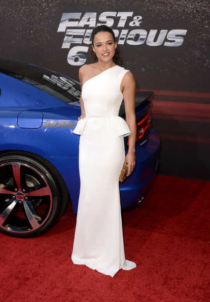 "Gold Purse「Premiere Of Universal Pictures' ""Fast & Furious 6"" - Red Carpet」:写真・画像(16)[壁紙.com]"