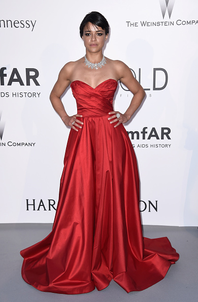 Strapless Dress「amfAR's 22nd Cinema Against AIDS Gala, Presented By Bold Films And Harry Winston - Arrivals」:写真・画像(14)[壁紙.com]