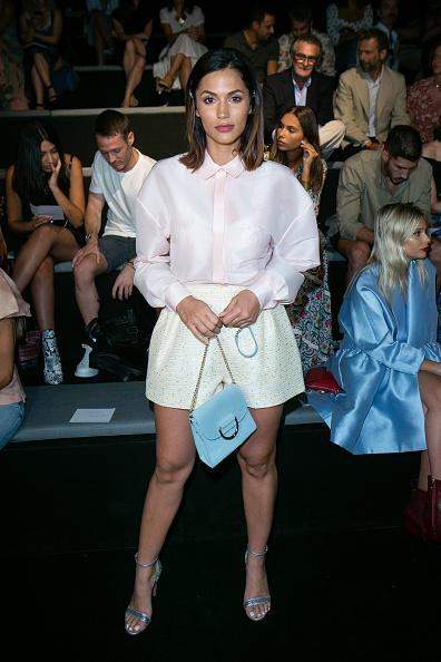 Pale Pink「Day 5 - Front Row - Mercedes Benz Fashion Week Madrid Spring/Summer 2020」:写真・画像(3)[壁紙.com]