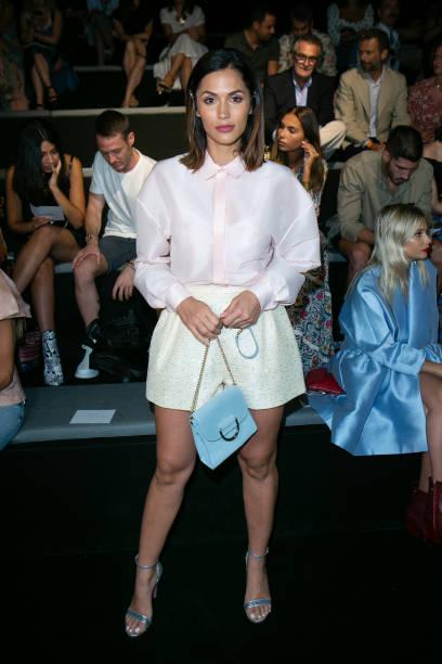 Day 5 - Front Row - Mercedes Benz Fashion Week Madrid Spring/Summer 2020:ニュース(壁紙.com)