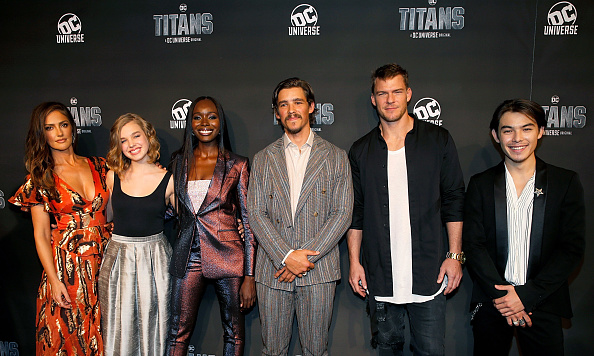 "Kelly public「""Titans"" DC Series World Premiere」:写真・画像(18)[壁紙.com]"