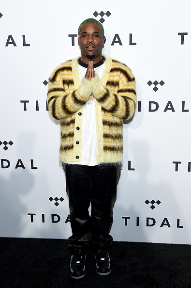 Textured「TIDAL's 5th Annual TIDAL X Benefit Concert TIDAL X Rock The Vote At Barclays Center - Arrivals」:写真・画像(18)[壁紙.com]