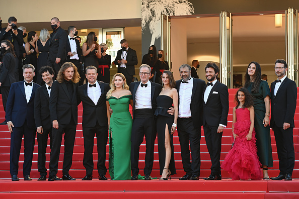 "Abigail Breslin「""Stillwater"" Red Carpet - The 74th Annual Cannes Film Festival」:写真・画像(9)[壁紙.com]"