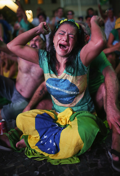 Southeastern Region「Brazilians Hold Rallies For And Against Impeachment Of President On Day Of Crucial Vote」:写真・画像(18)[壁紙.com]