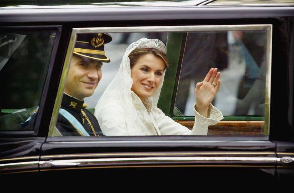 Wedding Ceremony「Wedding Of Spanish Crown Prince Felipe and Letizia Ortiz」:写真・画像(1)[壁紙.com]