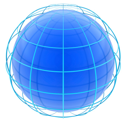 Global Communications「aqua globe」:スマホ壁紙(13)