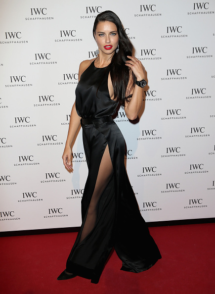 アドリアナ・リマ「IWC Schaffhausen at SIHH 2016 - 'Come Fly With Us' Gala Dinner」:写真・画像(7)[壁紙.com]