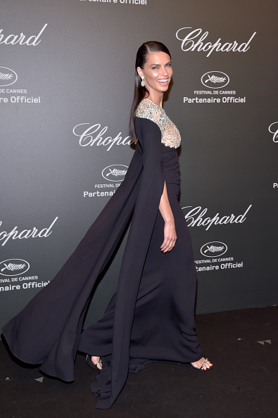 アドリアナ・リマ「Chopard Space Party - Photocall - The 70th Cannes Film Festival」:写真・画像(7)[壁紙.com]
