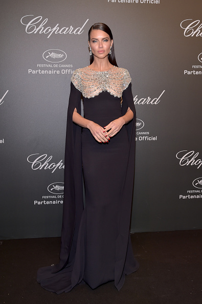 アドリアナ・リマ「Chopard Space Party - Photocall - The 70th Cannes Film Festival」:写真・画像(5)[壁紙.com]