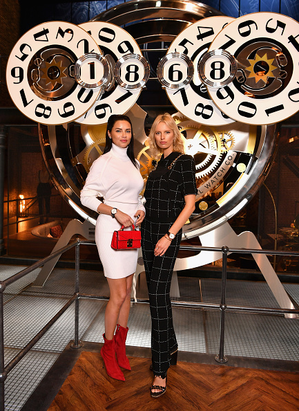 Karolina Kurkova「IWC Schaffhausen at SIHH 2018 - Day 2」:写真・画像(19)[壁紙.com]