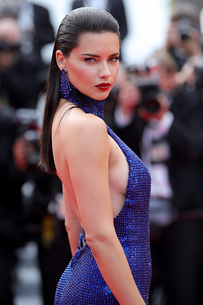 "Hair Back「""Oh Mercy! (Roubaix, Une Lumiere)"" Red Carpet - The 72nd Annual Cannes Film Festival」:写真・画像(10)[壁紙.com]"