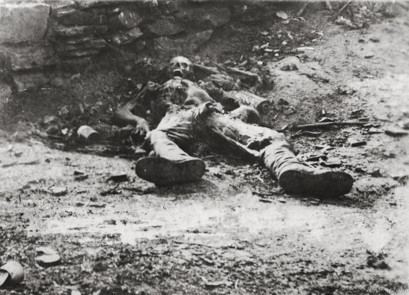 Army Soldier「Dead soldier at the Isonzo」:写真・画像(5)[壁紙.com]