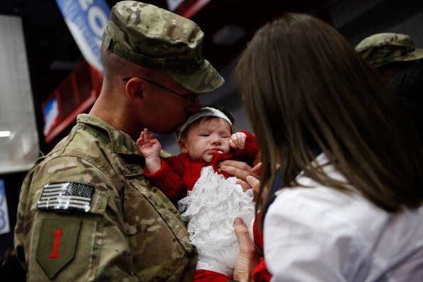 Fort Knox「Soliders From Army's 3rd Brigade Return Home From Afghanistan To Fort Knox」:写真・画像(12)[壁紙.com]