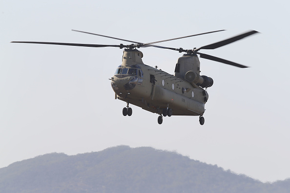 CH-47 Chinook「Australian International Airshow 2019」:写真・画像(0)[壁紙.com]