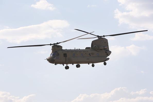 CH-47 Chinook「Australian International Airshow 2019」:写真・画像(12)[壁紙.com]