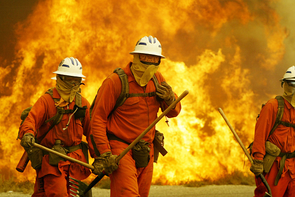 Insurance「Wildfires Return to Southern California」:写真・画像(18)[壁紙.com]