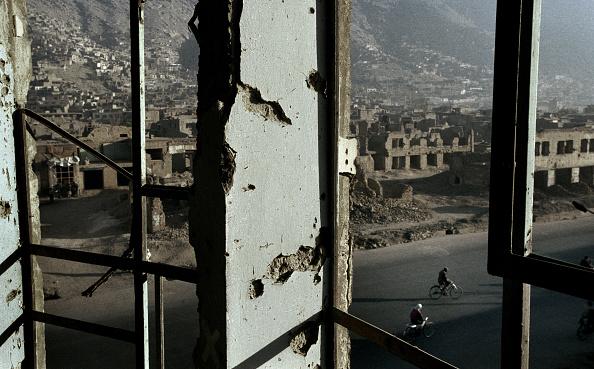 Kabul「Afghan Street With Cyclists」:写真・画像(9)[壁紙.com]