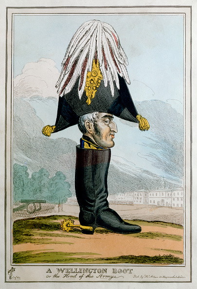 Cartoon「A Wellington Boot」:写真・画像(7)[壁紙.com]
