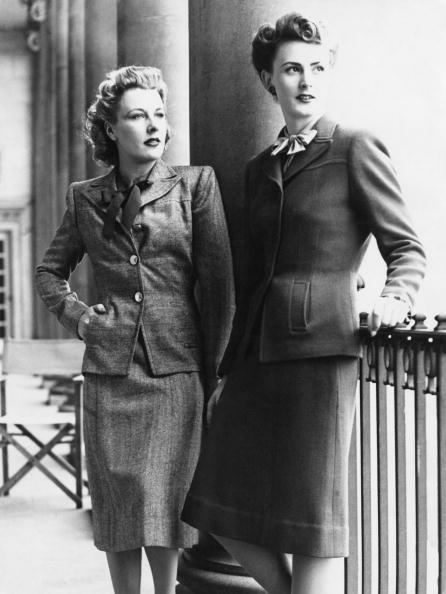 1940-1949「Utility Fashion」:写真・画像(6)[壁紙.com]