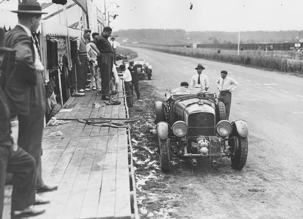 Motorsport「Le Mans Bentley」:写真・画像(6)[壁紙.com]